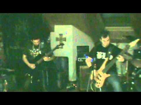 Skarn - Transylvania (Iron Maiden Cover)-Live Flowers (Bronzolo)