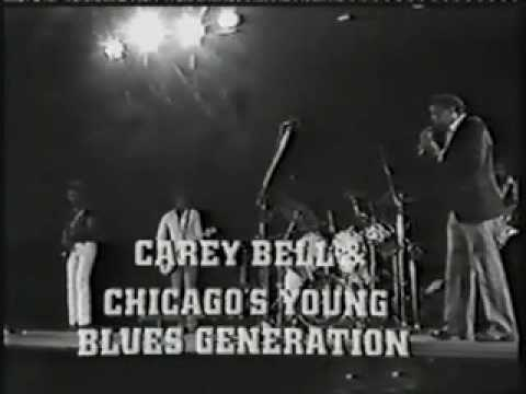 Carey Bell & The Sons Of Blues / One Day (1982)