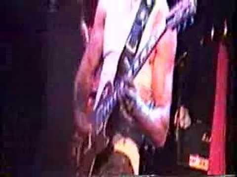GEORGE LYNCH on CAPITAL CHAOS 2005