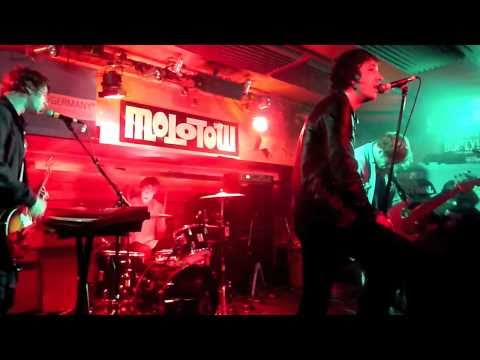 Lyrebirds @ Reeperbahnfestival Molotow Hamburg 24.09.2010 HD