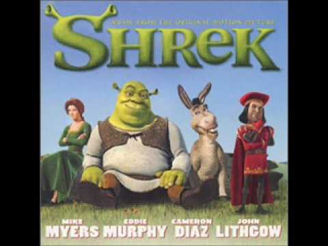 Shrek Soundtrack 12. Eddie Murphy - I`m a Believer (reprise)