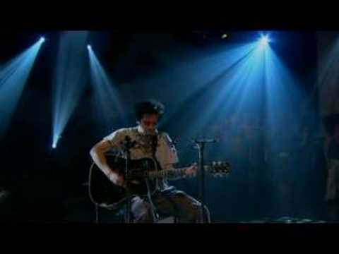 M. Ward Fuel For Fire on Jools Holland