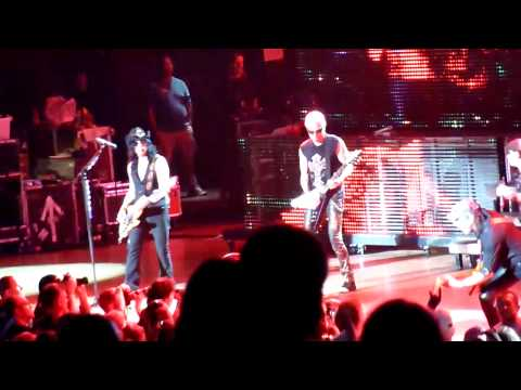 "SCORPIONS at the M3 Rock Festival - 6/19/10 -- ""Sting In The Tail"""