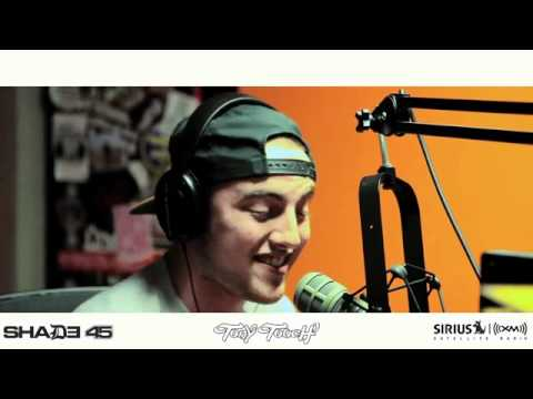 Mac Miller Freestyle on Toca