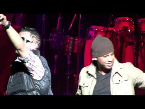 Jowell Y Randy - No Te Veo @ Machete Music Concert