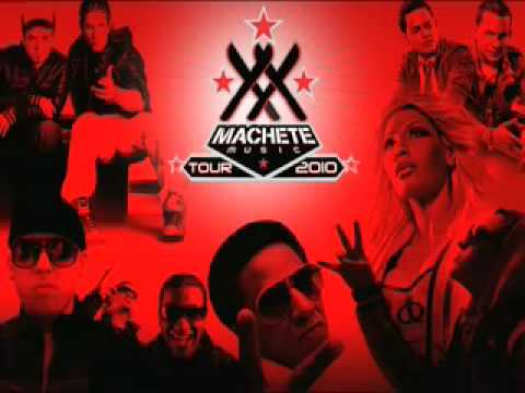 Machete Music Tour 2010 - Spanish Spot
