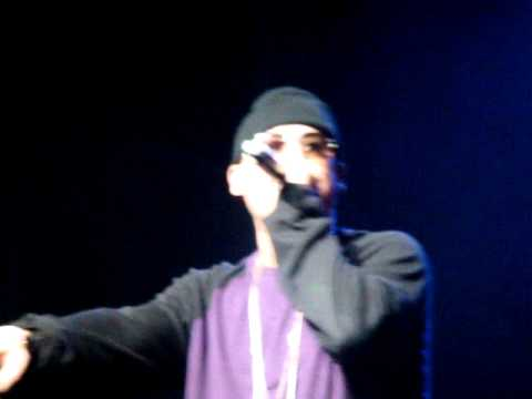 MACHETE MUSIC TOUR 2010 PARTE 3