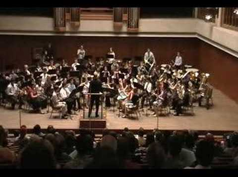 Undertow by John Mackey (LMC `08 Band 1)
