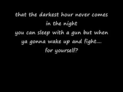 Shinedown- The Sound of Madness ( lyrics )