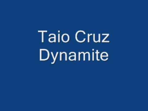 Taio Cruz - Dynamite [HQ]