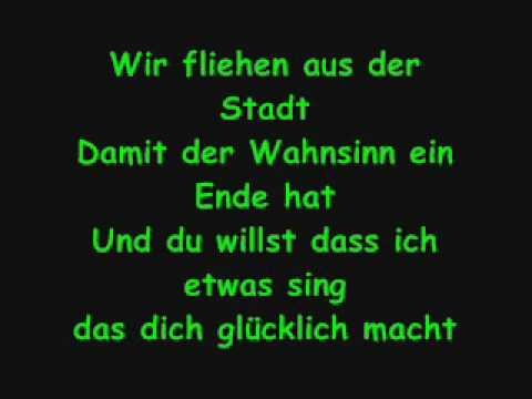 Madsen Liebeslied [lyrics]
