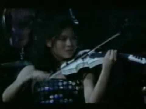 Vanessa Mae Toccata and Fugue
