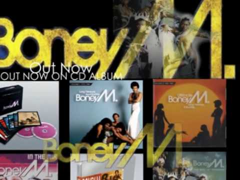 Boney M The Truth About boney M - the original members