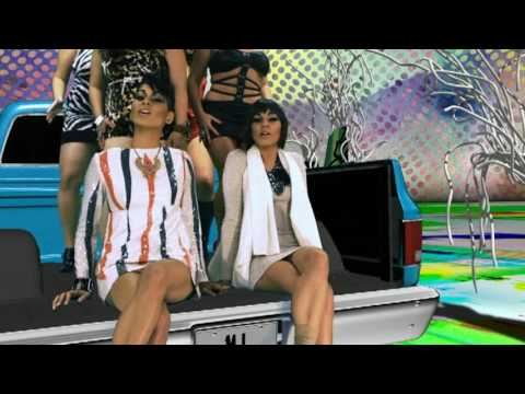 Major Lazer - Keep It Goin` Louder ft. Nina Sky, Ricky Blaze