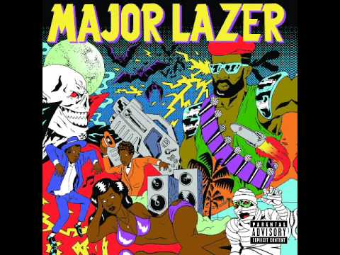 04# Major Lazer - Lazer Theme (ft. Futere Trouble)