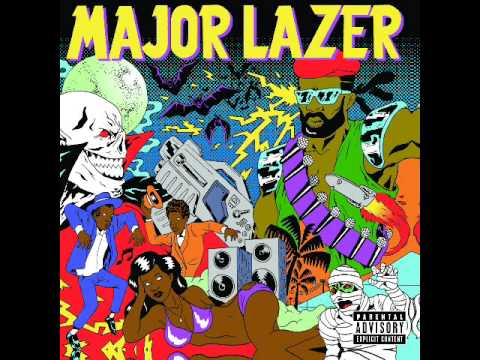 12# Major Lazer - Baby (ft. Prince Zimboo)