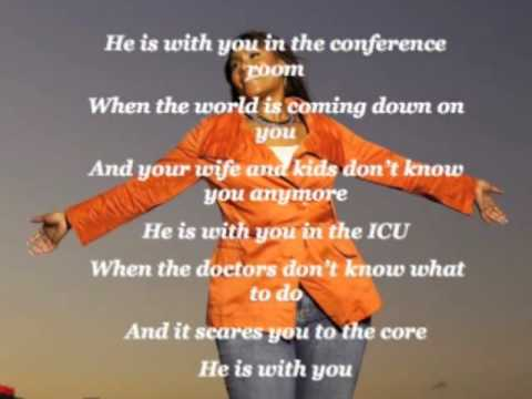 Mandisa - He Is With You (Slideshow With Lyrics)