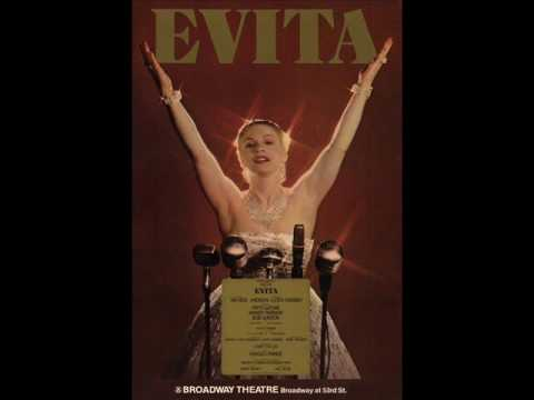 Evita Opening Night 02 - Requiem for Evita - Oh What A Circus