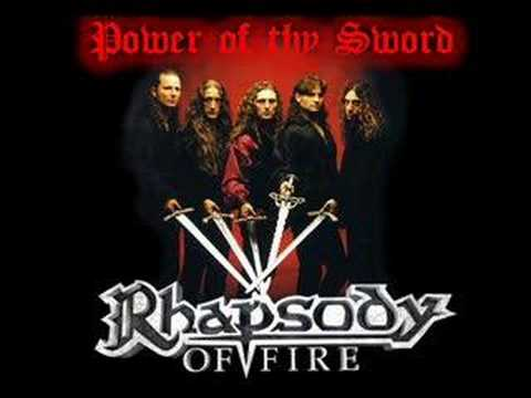 Rhapsody of Fire - Power Of Thy Sword