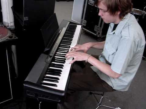 Casio CDP-100 Digital Grand Piano Demo Walking in Memphis Marc Cohn