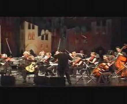 Marcin Dylla - Concierto de Aranjuez (Allegro con Spirito)