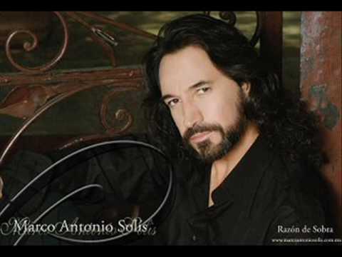 Marco Antonio Solis-O Soy O Fui