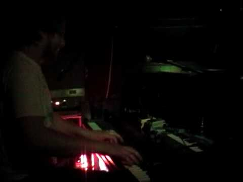 Marco Benevento Trio - Heartbeats (The Knife cover) - 4-7-09 Louisville KY Reed Matthis
