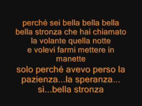 Marco Masini - Bella Stronza
