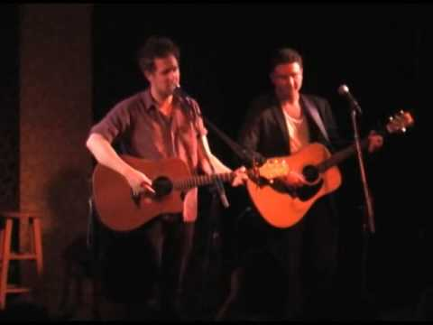 "Marcus Foster & Sam Bradley ""I Was Broken"" @ Poor David`s Pub"