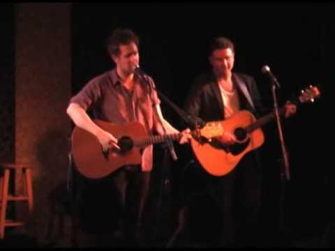 "Marcus Foster & Sam Bradley ""I Was Broken"" @ Poor David`s Pub"