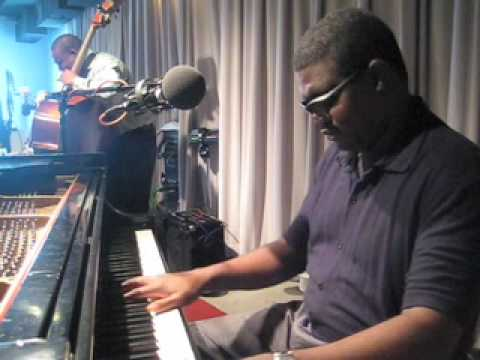 Marcus Roberts Trio Performs on The Leonard Lopate Show