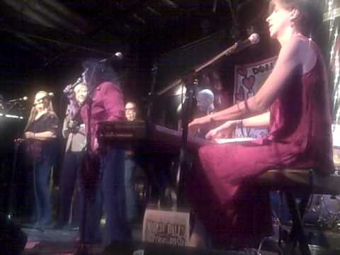 Maria Muldaur, Tracy Nelson, Marcia Ball, and Angela Strehli