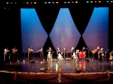 "Mariachi Divas ""Selena Medley"" Tucson, Arizona 9-6-08"