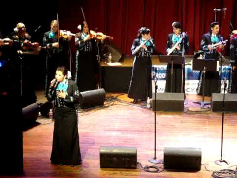 "Mariachi Divas ""Amor Eterno"" Live In Concert 2008"