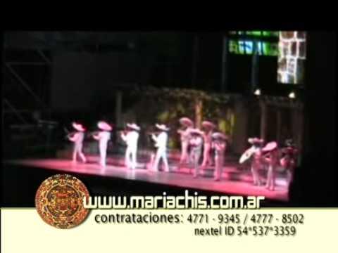 Mariachis Sol Azteca entrevista J Hernandez tour Luis Miguel