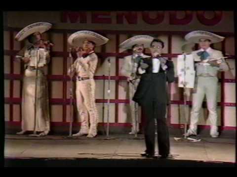 Llamarada - Manolo Mu�oz con el MARIACHI SOL DE MEXICO (1986)