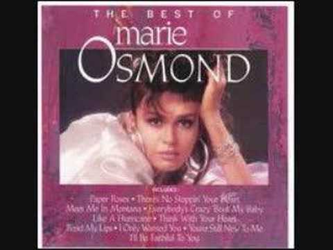 Marie Osmond - Paper Roses (1990 Version)