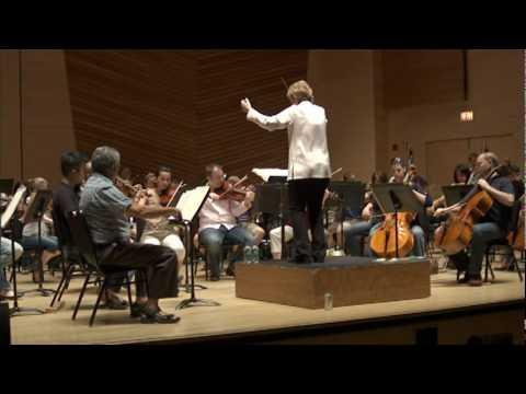 Marin Alsop at Aspen Music Festival and School