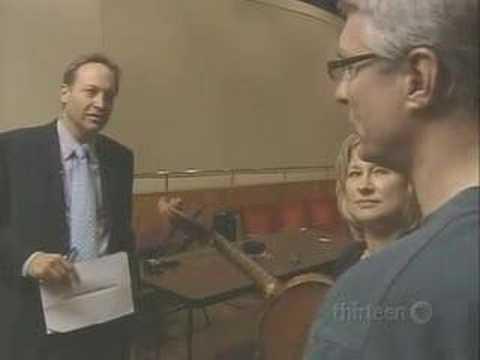Marin Alsop on the NewsHour with Jim Lehrer