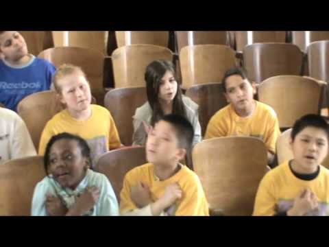 "PS22 Chorus ""I AM NOT A ROBOT"" Marina And The Diamonds"