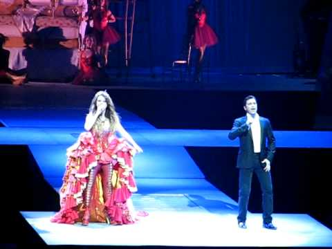 Sarah Brightman in Concert live at HP Pavilion 2008 - Symphony - Canto Della Terra with Mario Frangoulis