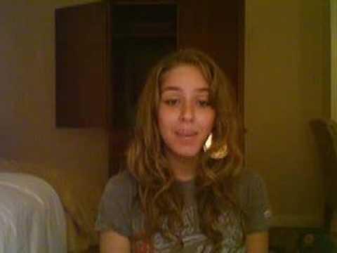 Me singing ``Let me love you`` mario