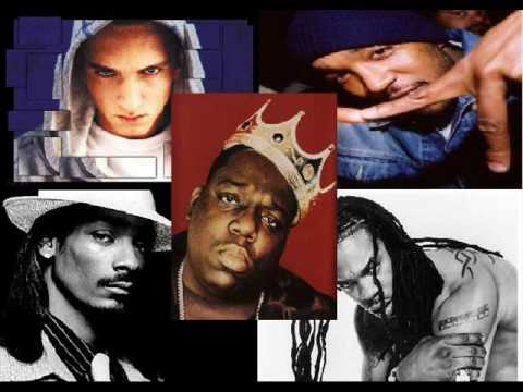 Eminem - Taking My Ball vs Notorious BIG, Busta, Snoop Dogg & Mark Curry - Dangerous MC`s REMIX
