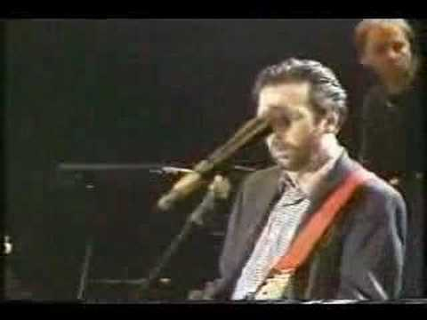 mark knopfler and eric clapton and elton john cocaine live