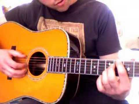 "How to Play ""Have You Forgotten"" by Mark Kozelek"