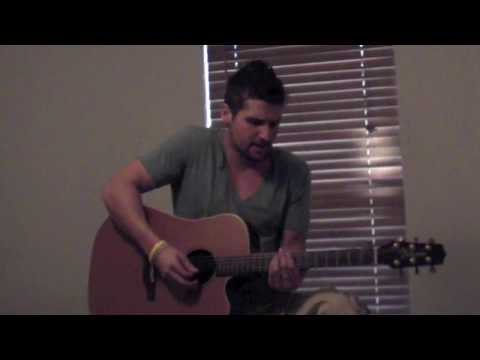 "Mark Russell: Acoustic Cover of Justin Bieber`s ""That Should Be Me"""