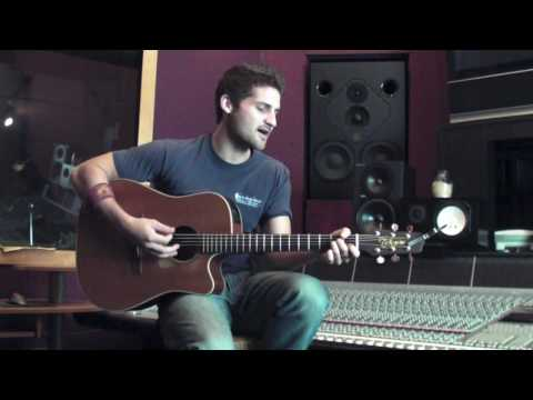 "Mark Russell: Acoustic Cover of Maroon 5`s ""This Love"""