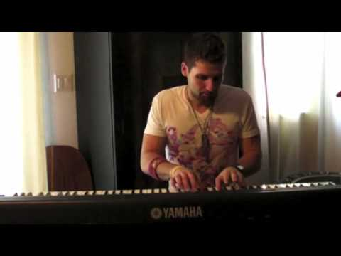 """Mark Russell: Acoustic Cover of The Script`s """"Break Even"""""""