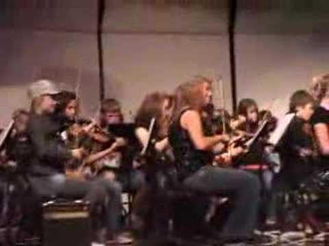 EYS- Vivaldi Rocks!