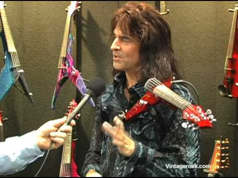 NAMM 2009: Interview with Mark Wood of Trans-Siberian Orchestra and Wood Violins